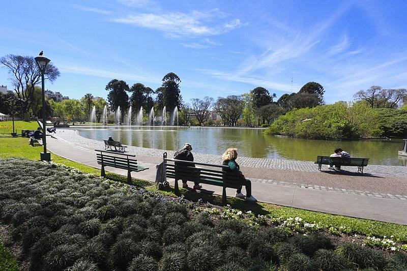 Centennial Park Buenos Aires Argentina