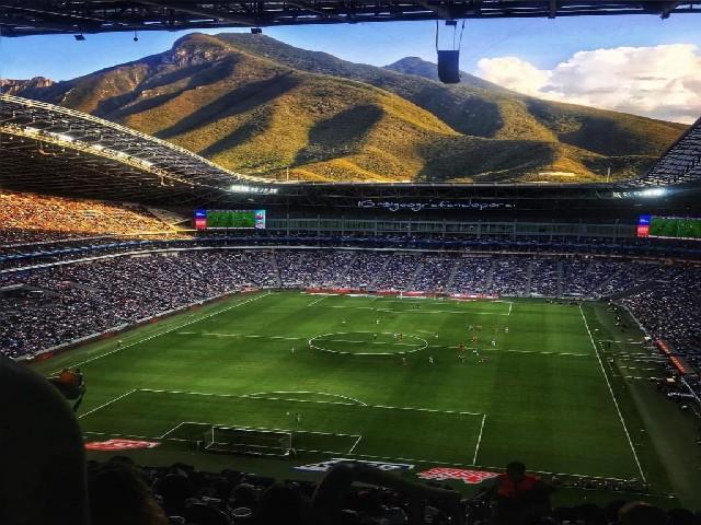Estádio BBVA Bancomer