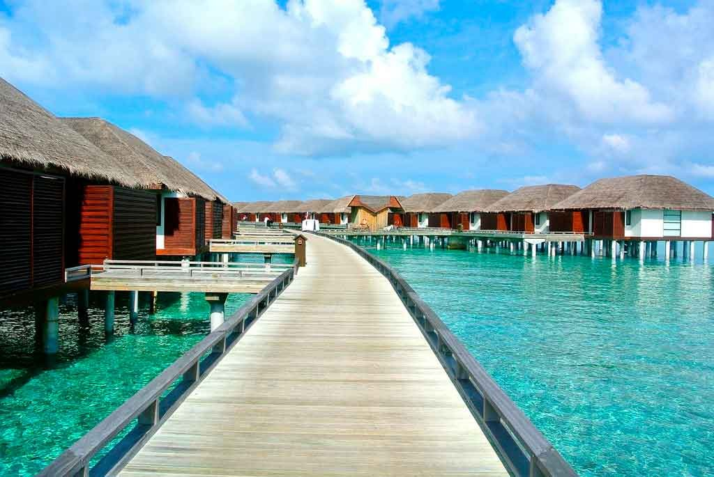 Hotéis Nas Ilhas Maldivas