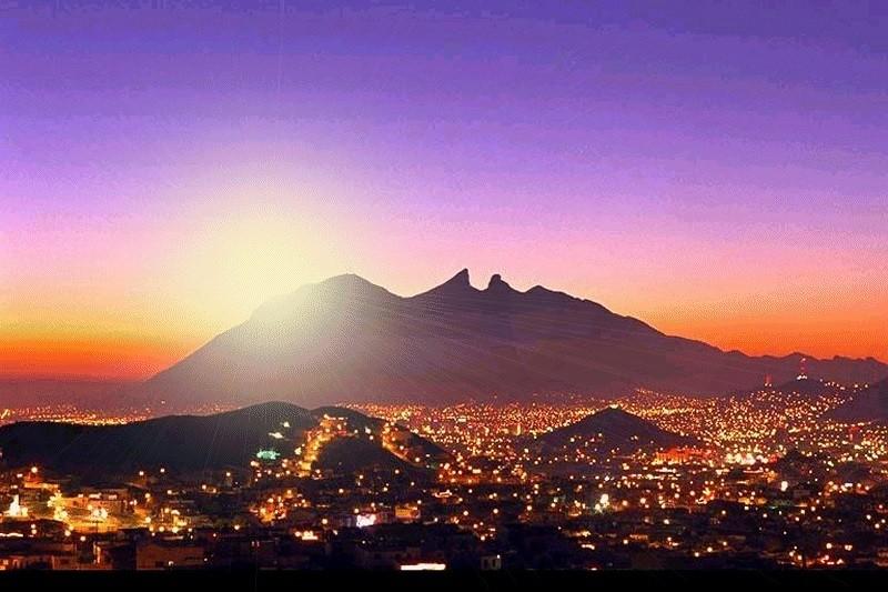 Montanha Cerro de La Silla