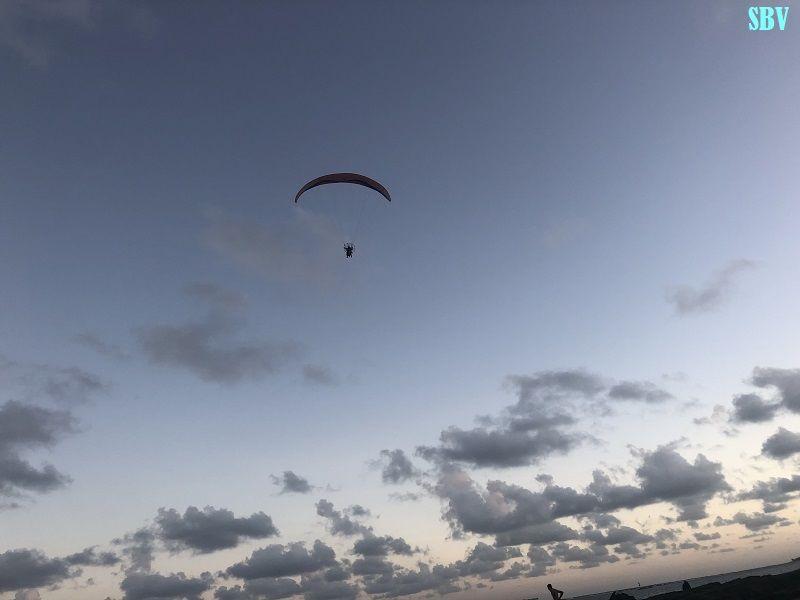 Paraglider Porto De Galinhas Pernambuco