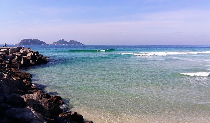 Praia Da Barra Da Tijuca Rio De Janeiro