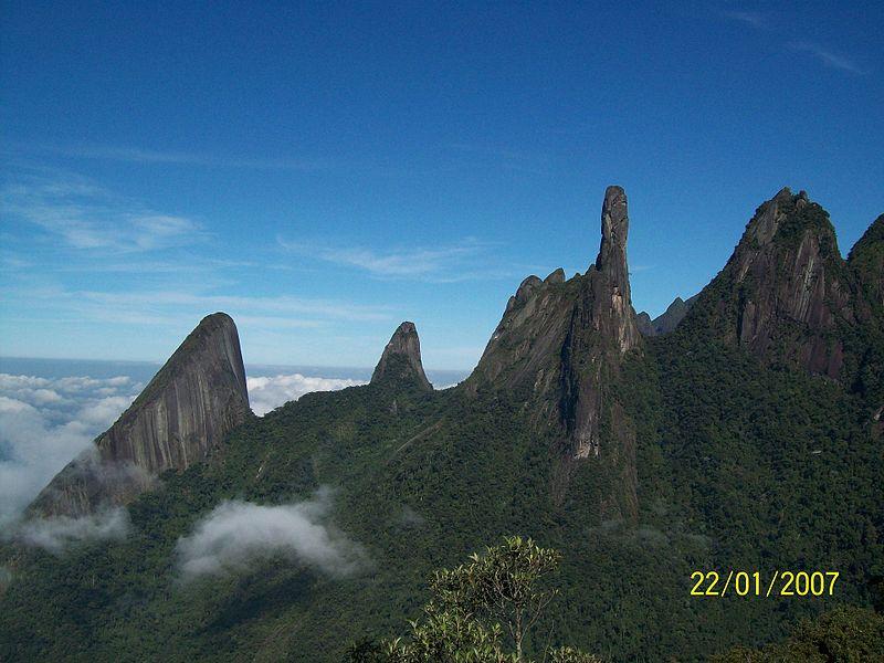 Teresopolis RJ Brazil Serra Dos Orgãos National Park
