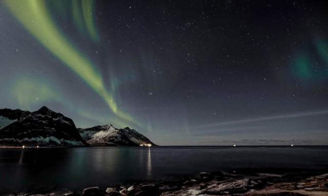 Astroturismo Noruega