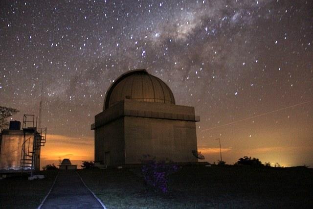 Astroturismo Brazopolis