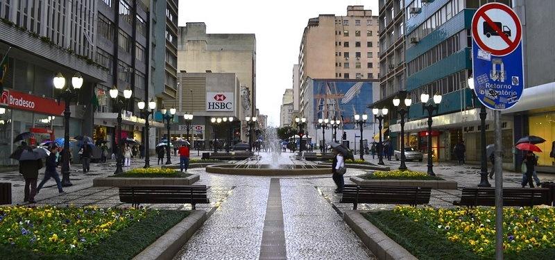Destinos Para Fugir Do Verao Curitiba