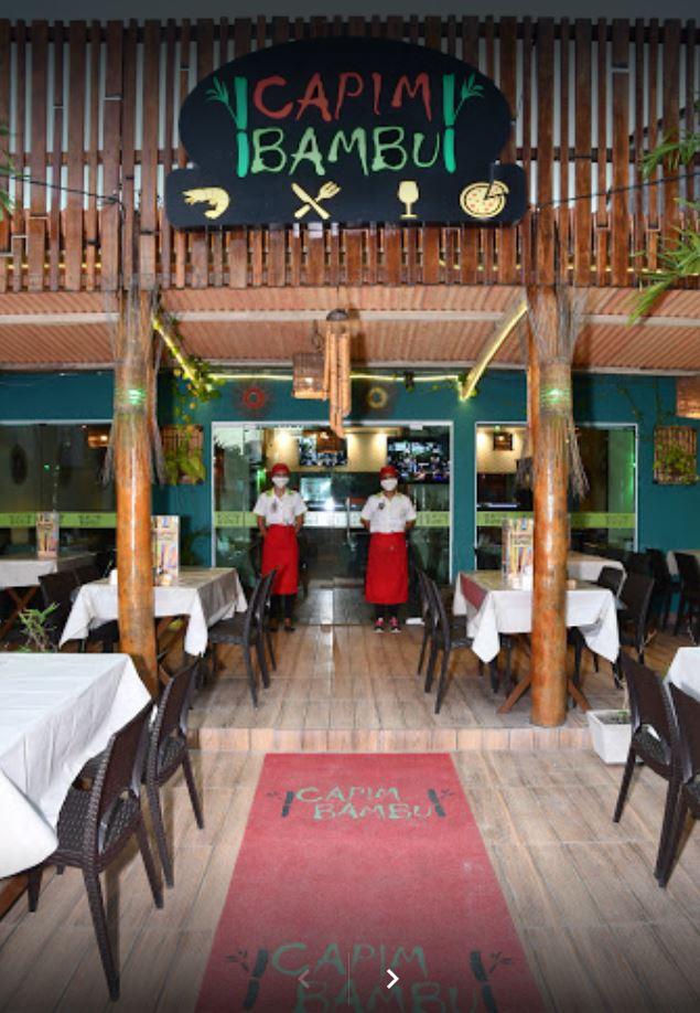 Capim Bambu Restaurant