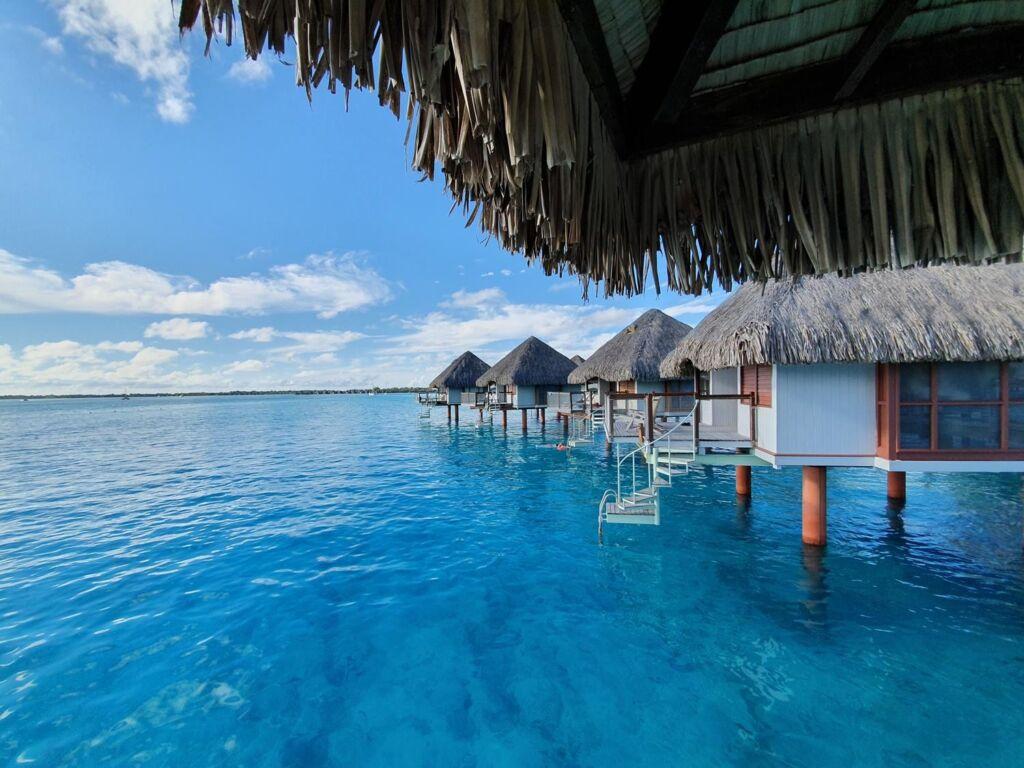 Bora Bora, Na Polinésia Francesa
