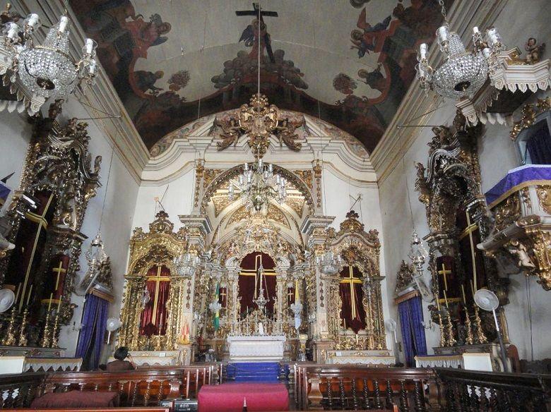 Catedral Basilica De Nossa Senhora Do Pilar Sao Joao Del Rei