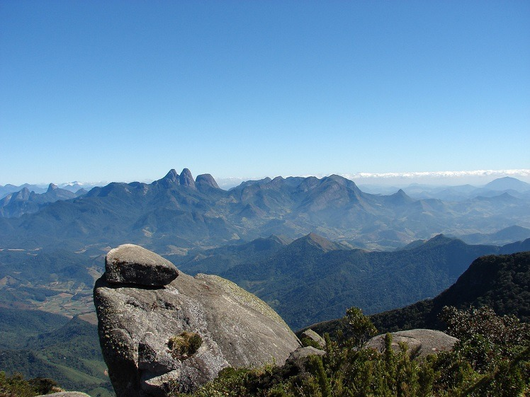 Peak of Caledonia RJ