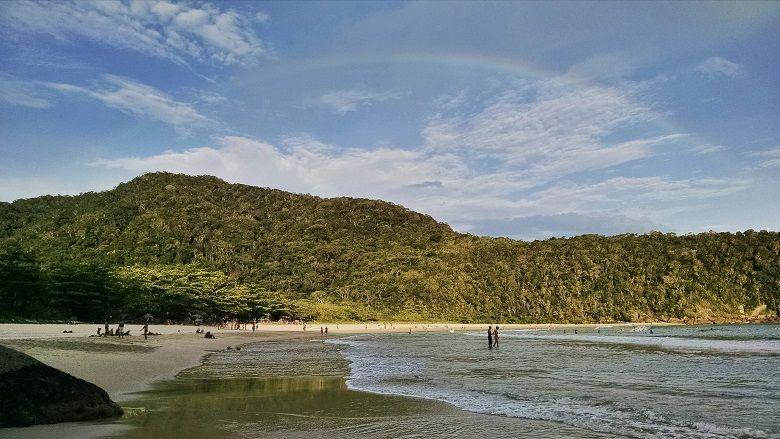 Trilha do Pico do Miranda - Praia Martim De Sa Paraty RJ