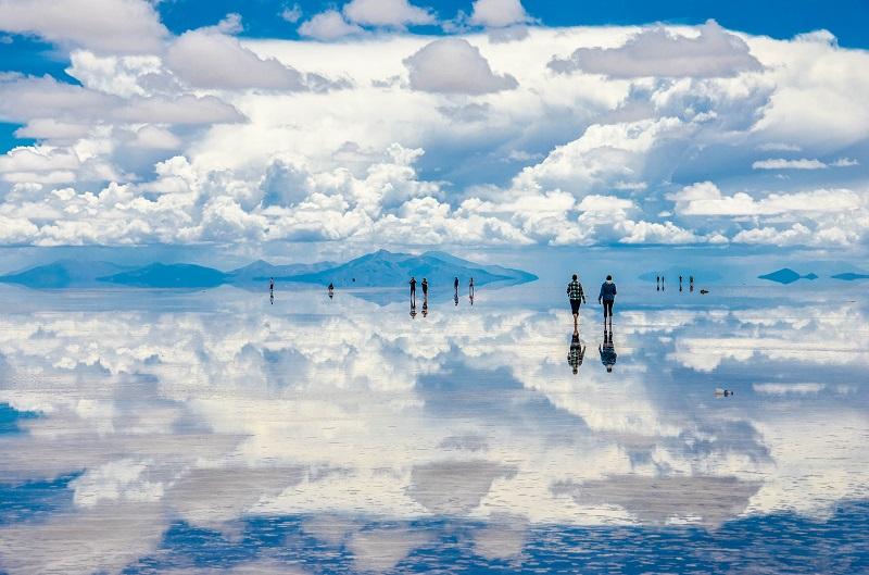 Salar De Uyuni Deserto De Sal Bolivia
