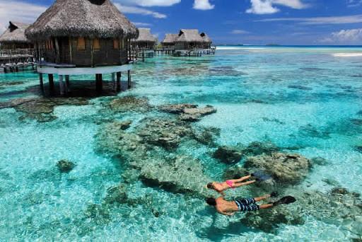 Tikehau, Na Polinésia Francesa