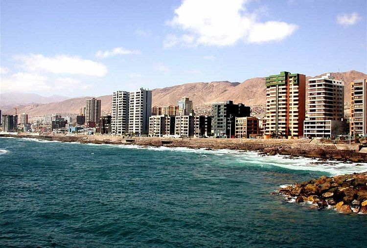 Litoral De Antofagasta Chile