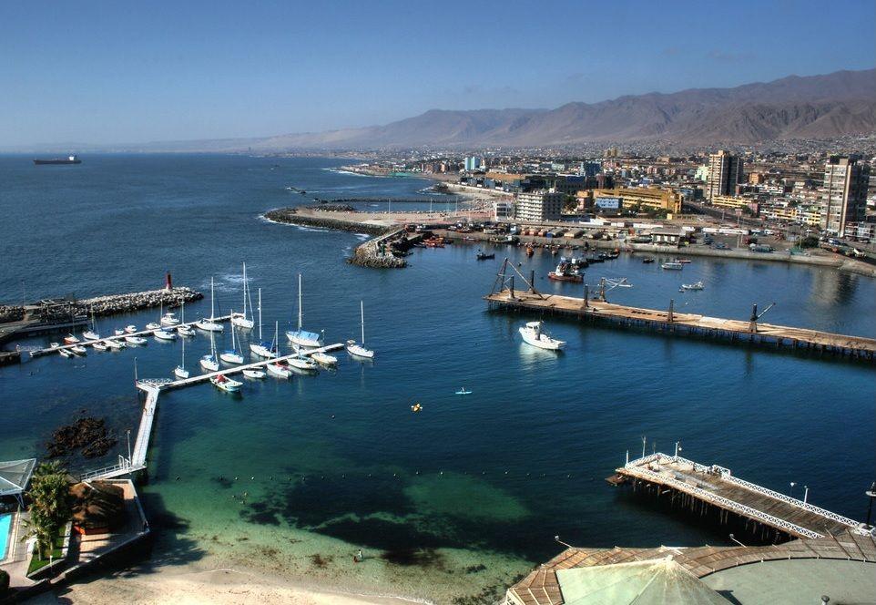 Porto De Antofagasta