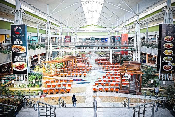 Praca De Alimentacao Shopping Parque Dom Pedro