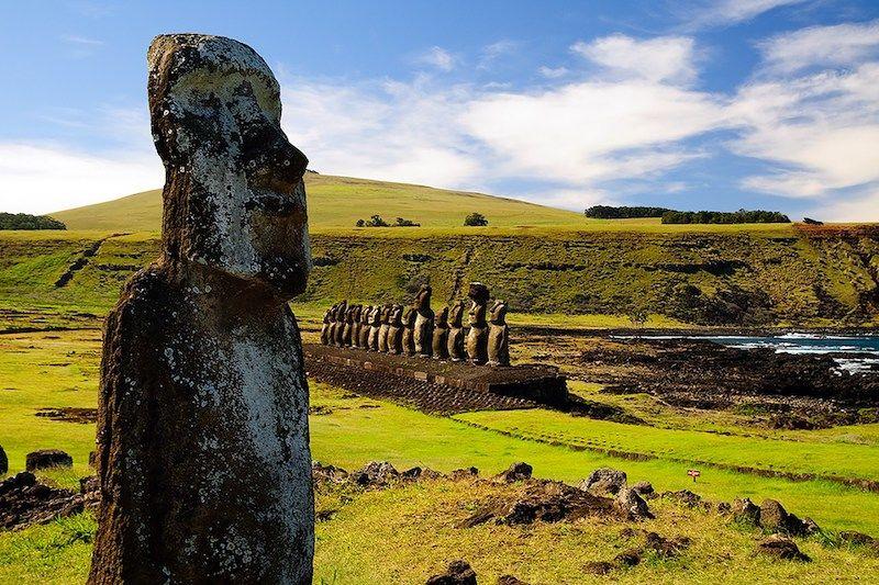 Rapa Nui Ilha De Pascoa Chile