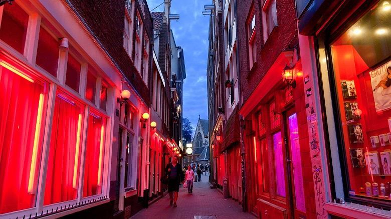 4 Coisas Para Fazer Em Amsterdam Distrito Luz Vermelha