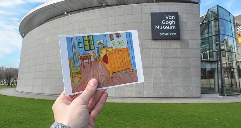 4 Coisas Para Fazer Em Amsterdam Museu Van Gogh