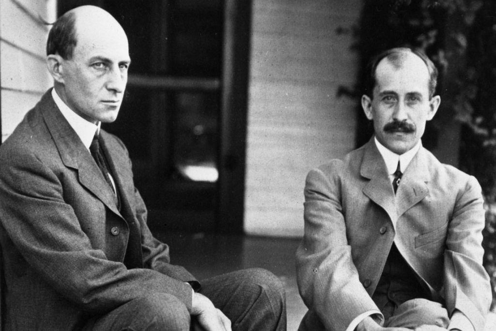 Quem inventou o Avião? Irmaos Wright?