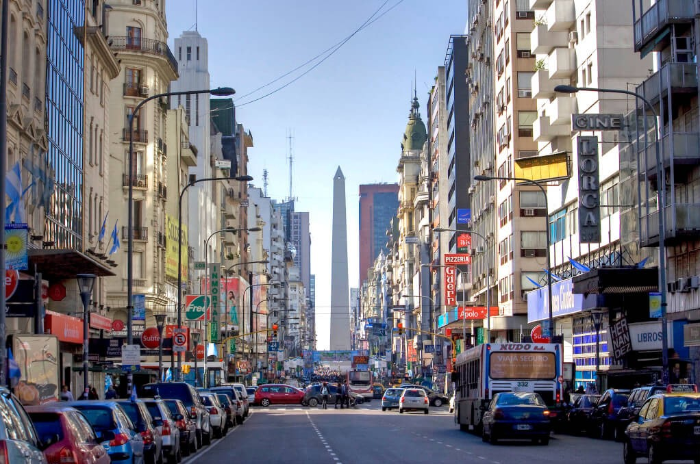 Onde Se Hospedar Em Buenos Aires