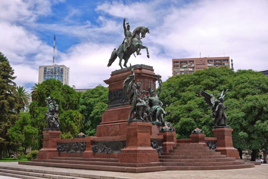 Praça De San Martín