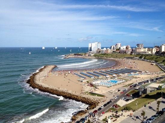 Praias De Mar Del Plata