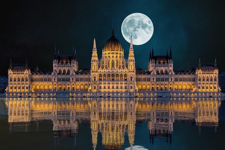 tourism Budapest Hungary