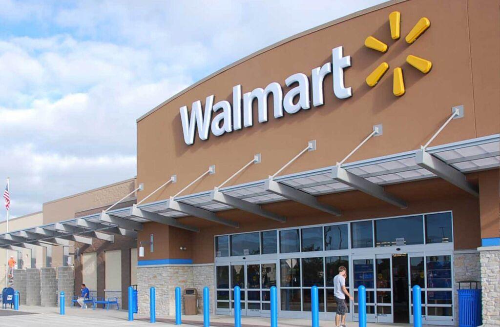 Walmart de madrugada