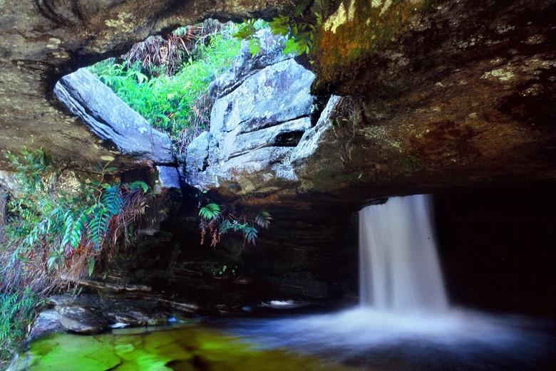 Cachoeira Da Pedra Furada Ibitipoca