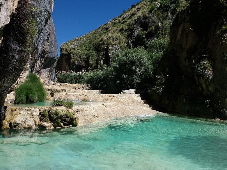 Piscinas Naturales De Circamarca Ayacucho