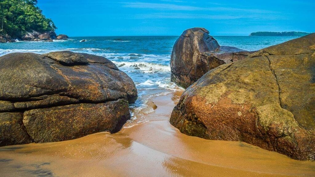 Praia Saco Da Mãe Maria