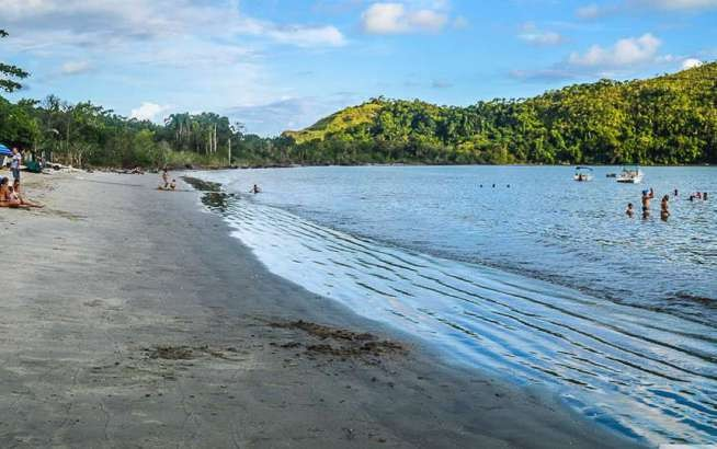 Praia Da Barra Seca