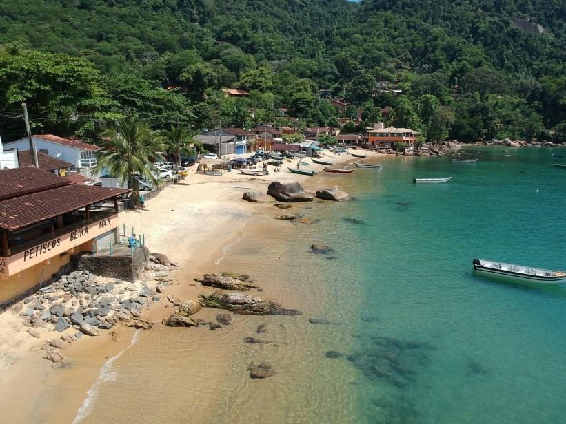 Praia de Picinguaba