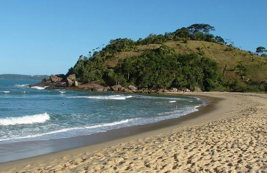 Praia Do Perequê Açu