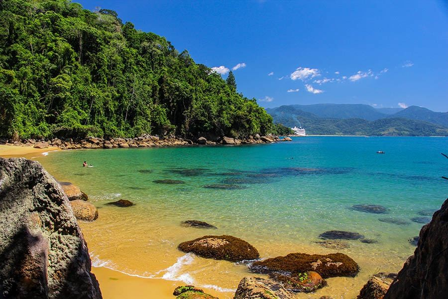 Qual A Melhor Praia De Ubatuba Na Região Sul