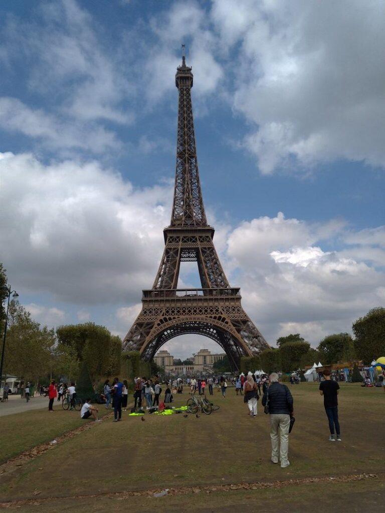 Paris Tour Eiffel Tower