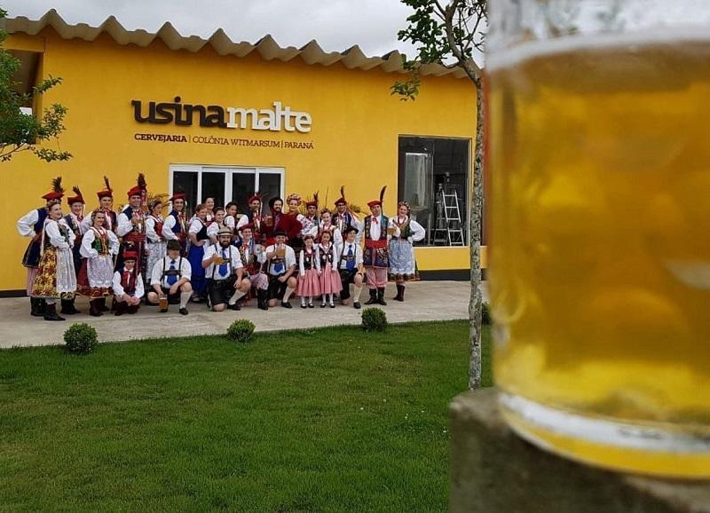 Witmarsum Usinamalte Brewery