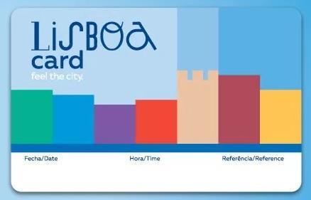 Lisboa Card 2017