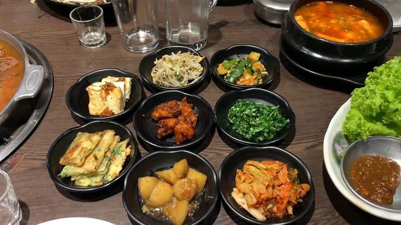 Comida Coreana Restaurante Bicol
