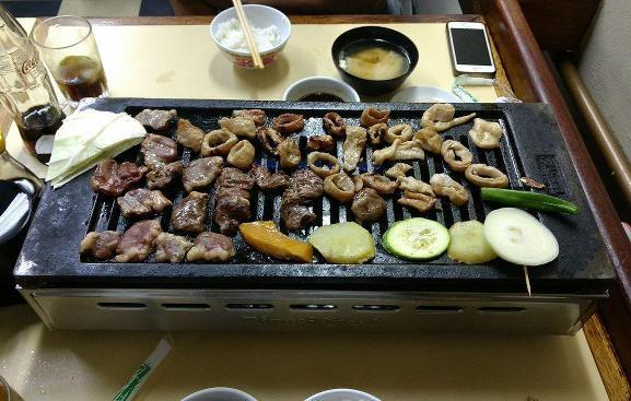 Comida Coreana Restaurante Ueda