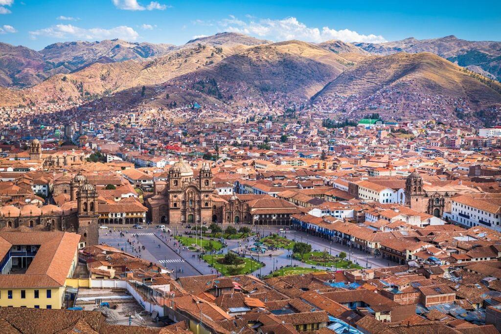 Cusco, No Peru