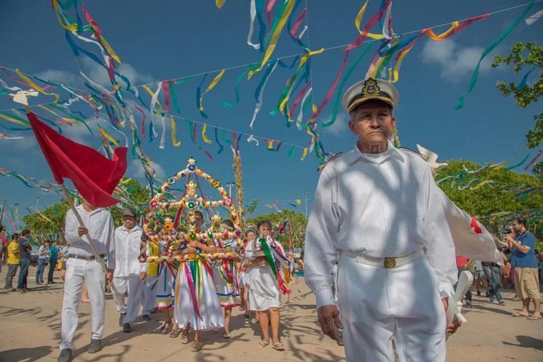 Festival Do Saire Em Alter Do Chao