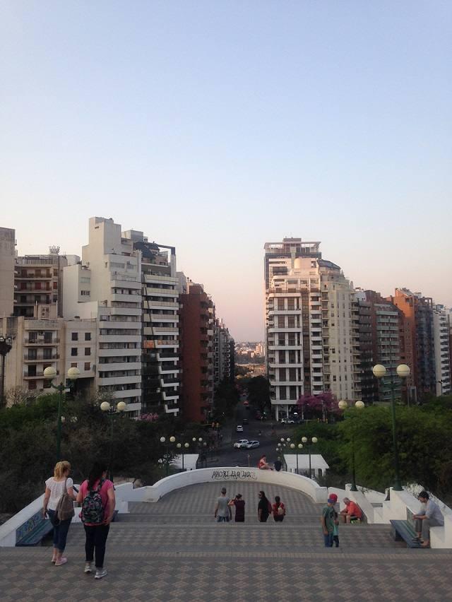 Cordoba A Capital Argentina Dos Bares