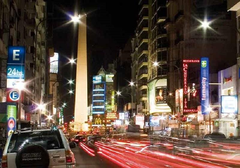 Melhores Pontos Turisticos Avenida Corrientes