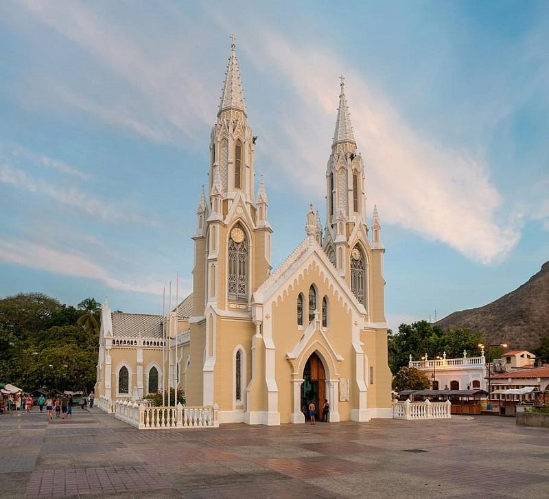 Basilica Nuestra Senora del Valle Venezuela