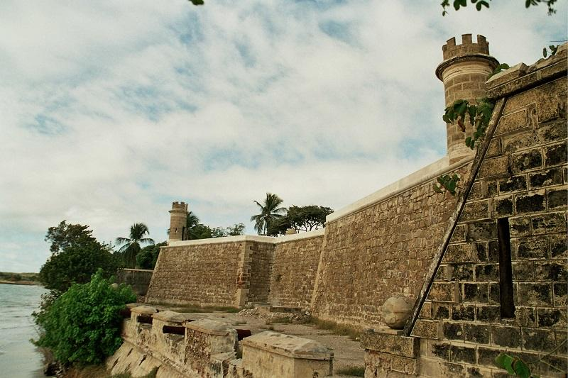Castillo San Carlos De Borromeo Venezuela