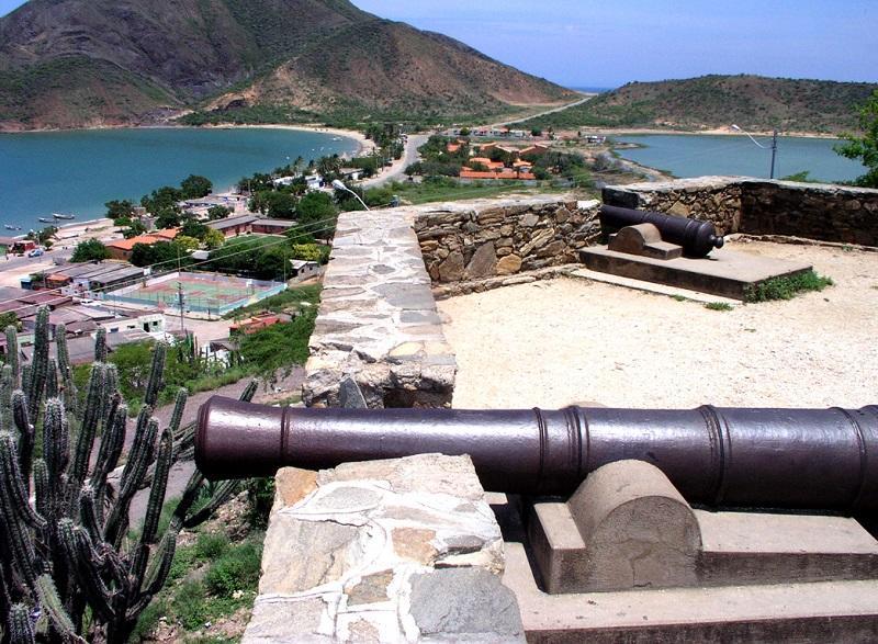 Fortin La Galera Venezuela