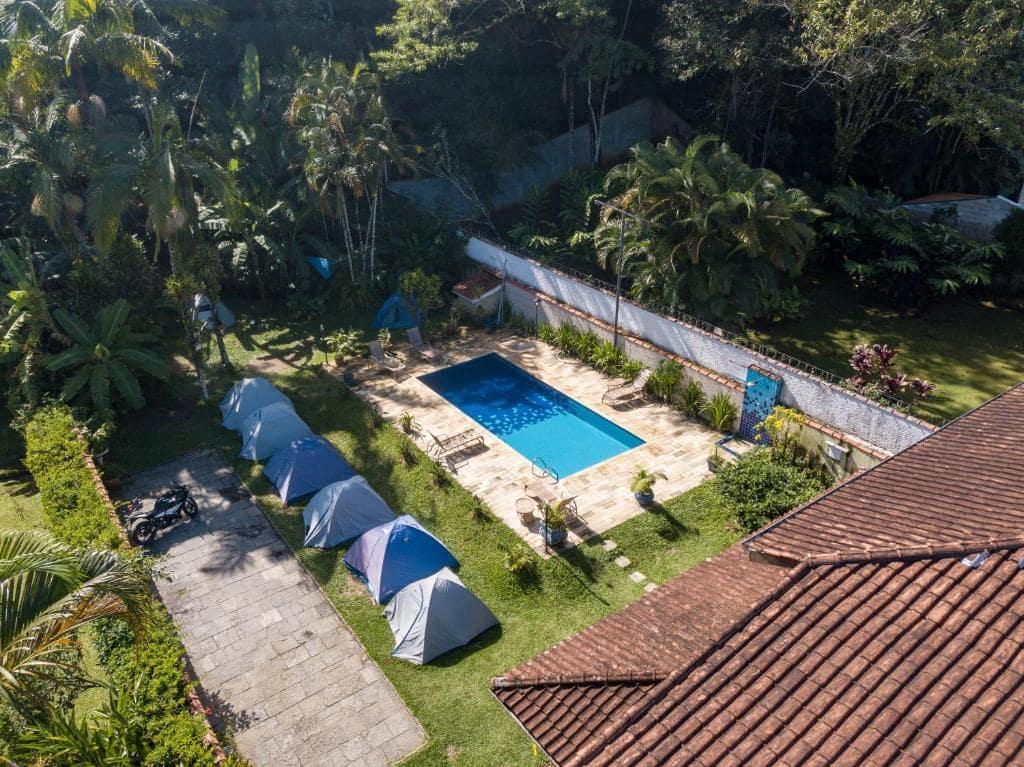 Hostel Trópico De Capricórnio   Vermelha Do Centro