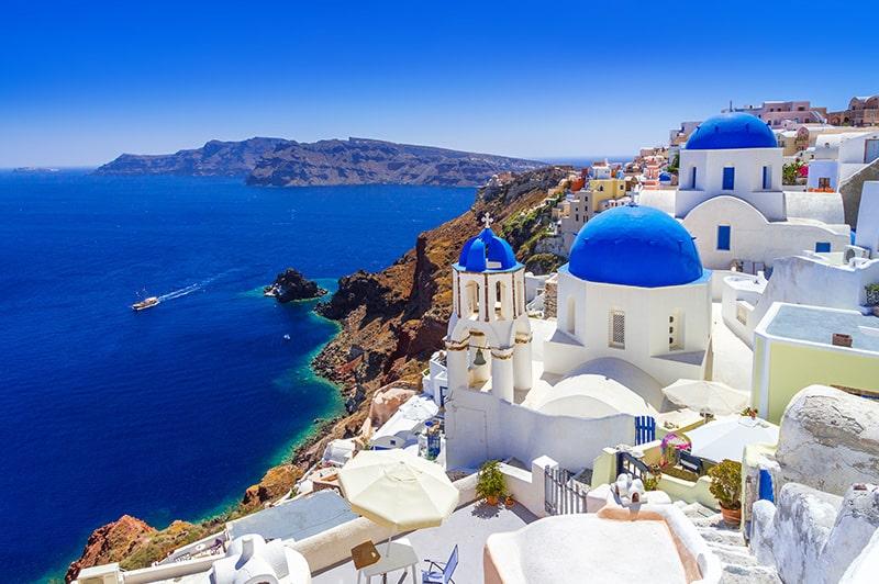 Ilhas Cíclades, Grécia